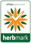 HerbMark Logo can be displayed by EHTPA approved herbalists