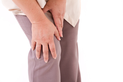 arthritic knee pain