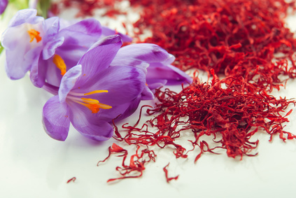 saffron - a herbal medicine