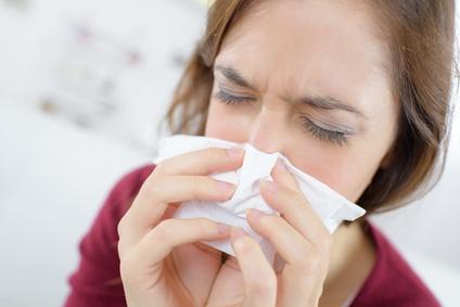 allergies make you sneeze