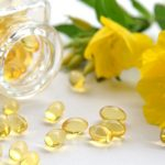 image of evening primrose and evening primrose oil