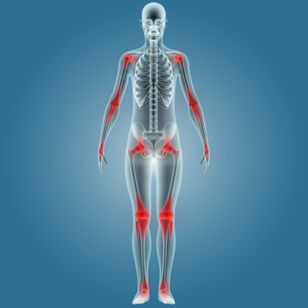 Musculoskeletal pain improved by laser acupuncture