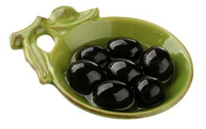 Olives a part of the Mediterranean diet
