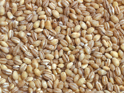 barely whole grains