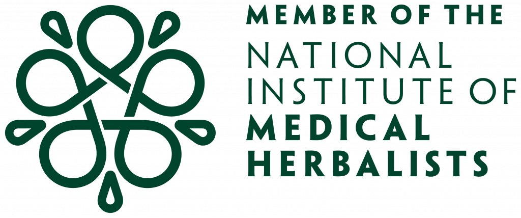 Member of the National Institute of Medical Herbalists logo