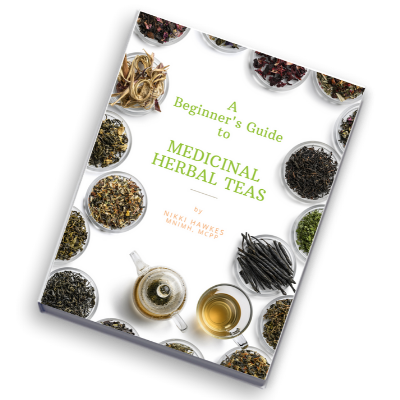 The Beginner's Guide to Medicinal Herbal Teas