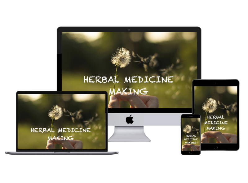 If you want to learn about herbs and herbal medicine this is the place to start
