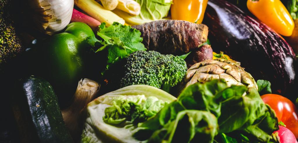 vegetables can improve gut health